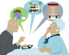 Les nouveaux logements des seniors