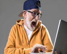 Les seniors et le monde digital