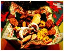 Idées recettes : gâteaux de Noël  et vin chaud