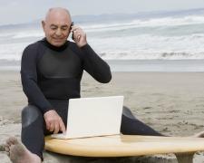 Les seniors et les nouvelles technologies